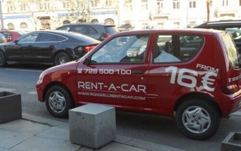 прокат авто в бресте цены