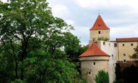 Пороховая башня, Пражский Град