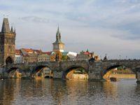 Карлов мост, панорамный вид