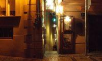 Самая узкая улица в Праге (3)