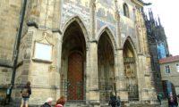Собор Святого Вита, Золотые ворота