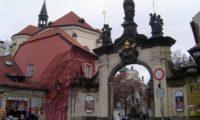Страговский монастырь в Праге и пивоварня