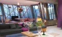 Отель в Праге Танцующий дом