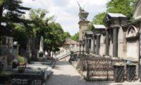Вшеградское кладбище