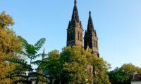 Достопримечательности Вышеграда: Базилика Святых Павла и Петра