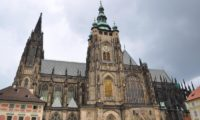 Южная башня собора Святого Вита