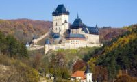 Замок в Карлштейне, Чехия