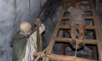 Замок Локет в Чехии, экспозиция «Право пыток»