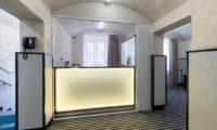 Отель White Lion 3*, ресепшн