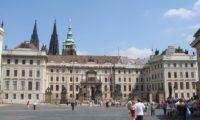 Старый Королевский дворец, Пражский Град