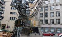 Голова Кафки, Прага