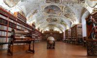 Пражская библиотека Клементинум