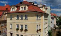 Отель Чертовка, Прага