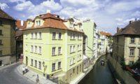 Чертовка отель 4* в Праге
