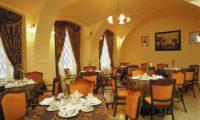 Ресторан отеля Чертовка в Праге