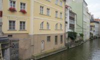 Отель в Праге Чертовка 4*