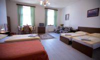 4-х местный номер в отеле Ольга 3*, Прага