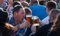 Фестиваль пива в Праге