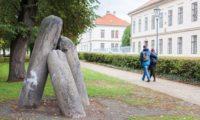 Чертов палец или Чертова колонна в Вышеграде