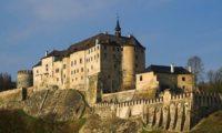 Штернберк, замок в Чехии