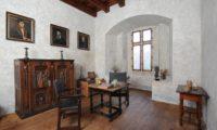Замок Карлштейн в Чехии