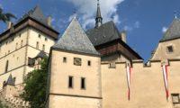 Карлштейн, замок в Чехии