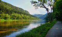 Богемская Швейцария, национальный парк в Чехии