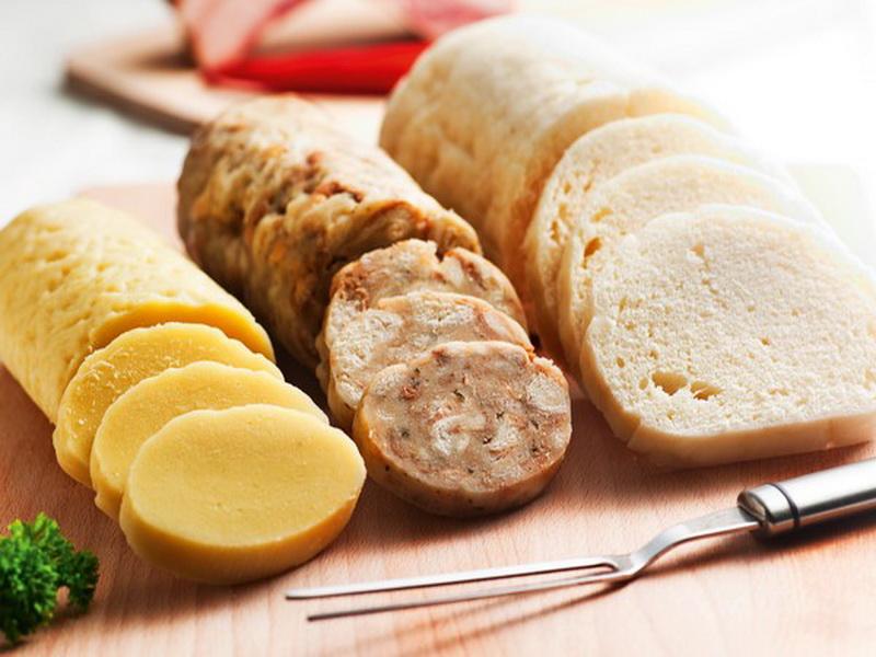 Как приготовить чешские картофельные Кнедлики по пошаговому рецепту с фото