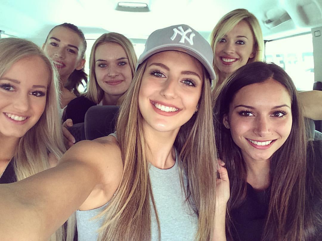 Чешские девушки