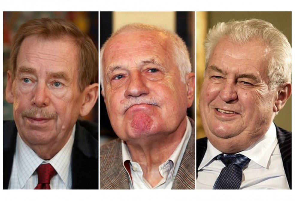 Президенты Чехии