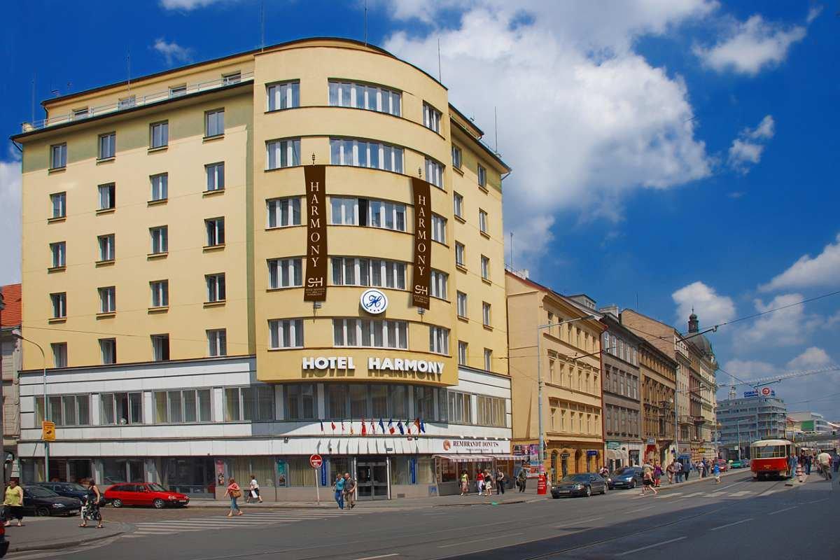Отель Harmony 3* в Праге