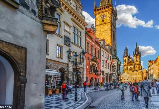 Как добраться из Будапешта в Прагу