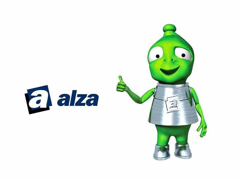 Интернет-магазин alza.cz
