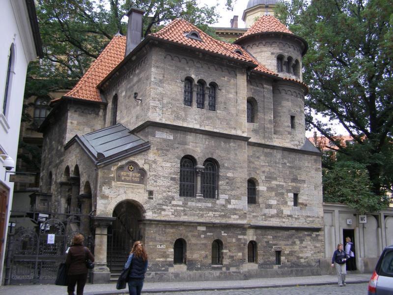 Синагога Клаусовая, Еврейский квартал в Праге