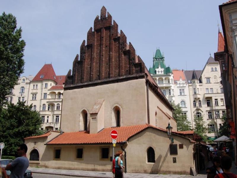 Староновая синагога, Еврейский квартал, Прага