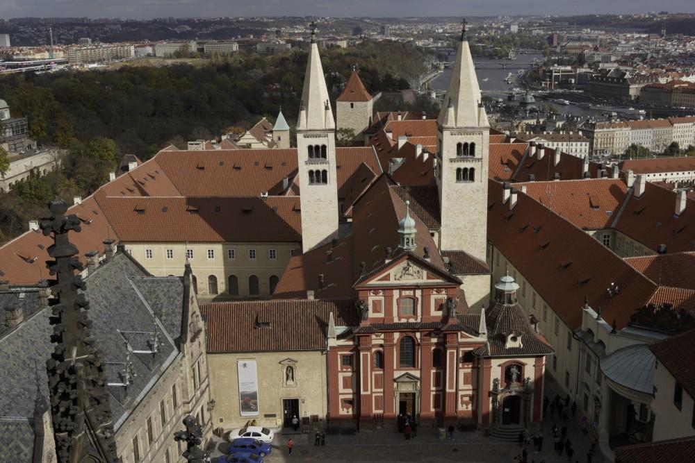 Сбор Святого Георгия в Праге