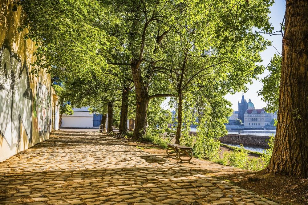 Парк Кампа, Прага