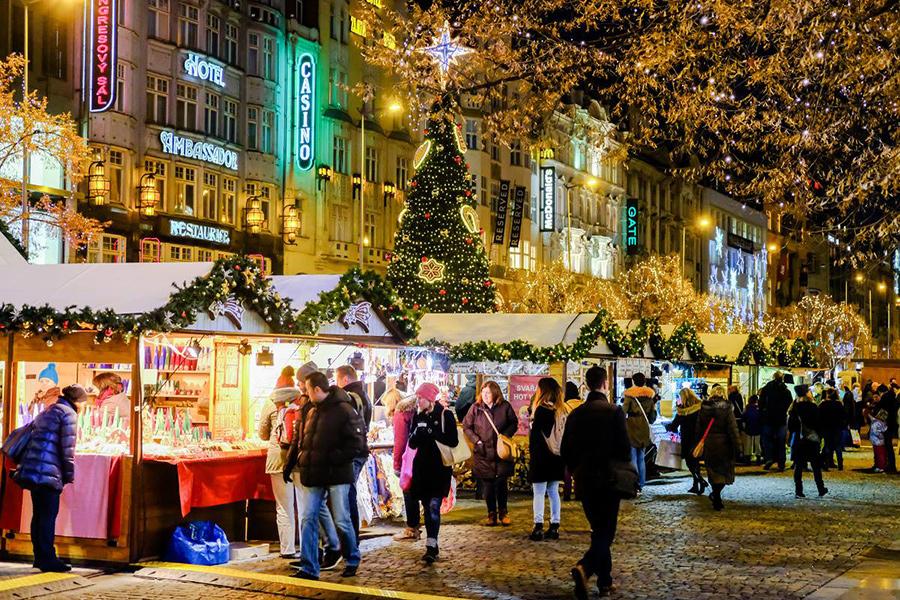 Погода в Праге зимой: как одеваться и что брать с собой