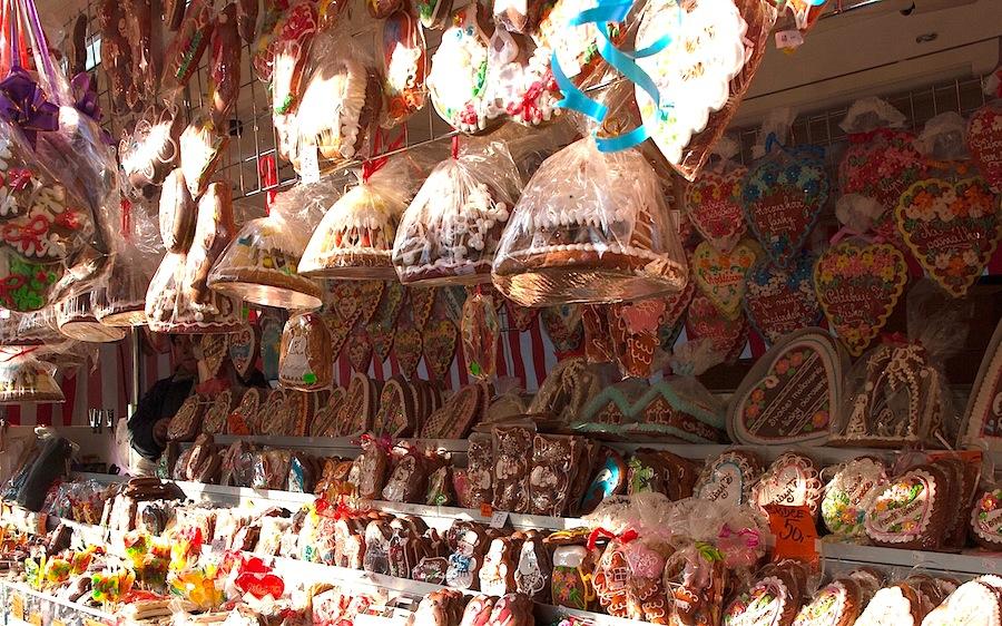 Что привезти из Праги из еды: чешские пряники