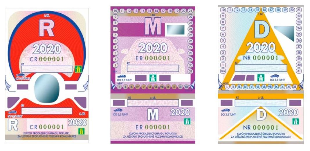 Виньетки в Чехии 2020