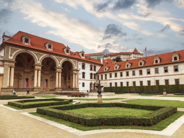 Дворец и сады Валленштейн