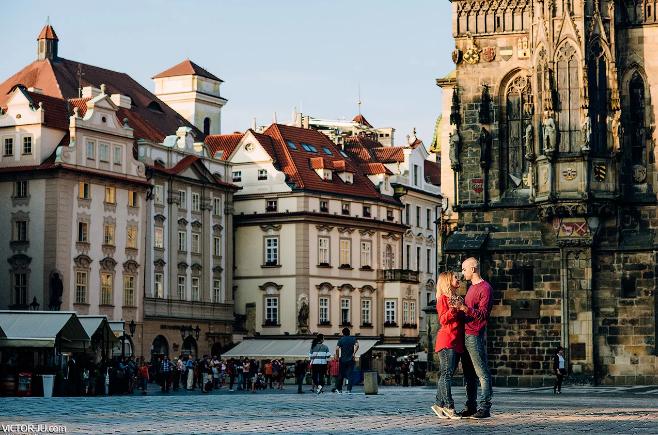 Дешевые туры в Прагу