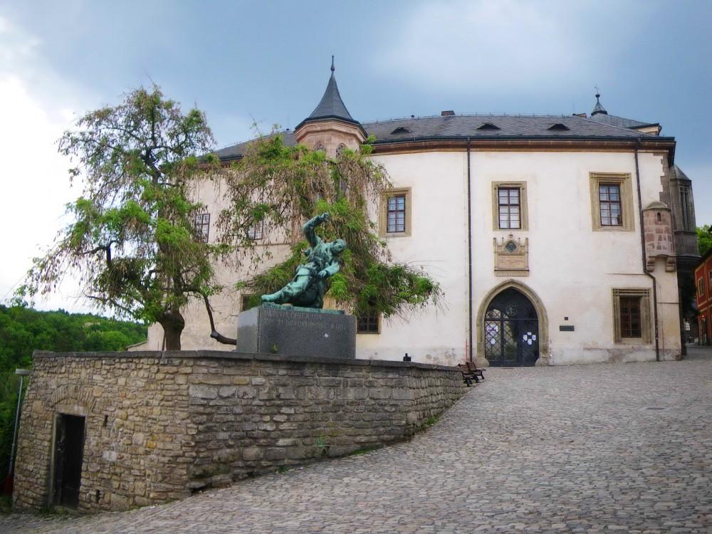 Музей серебра Градек