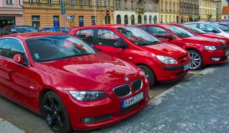 Купить авто в Чехии