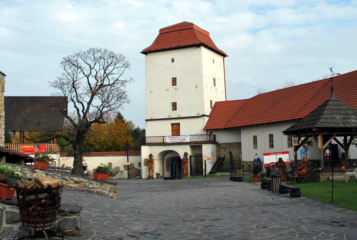 Силезско – остравская крепость