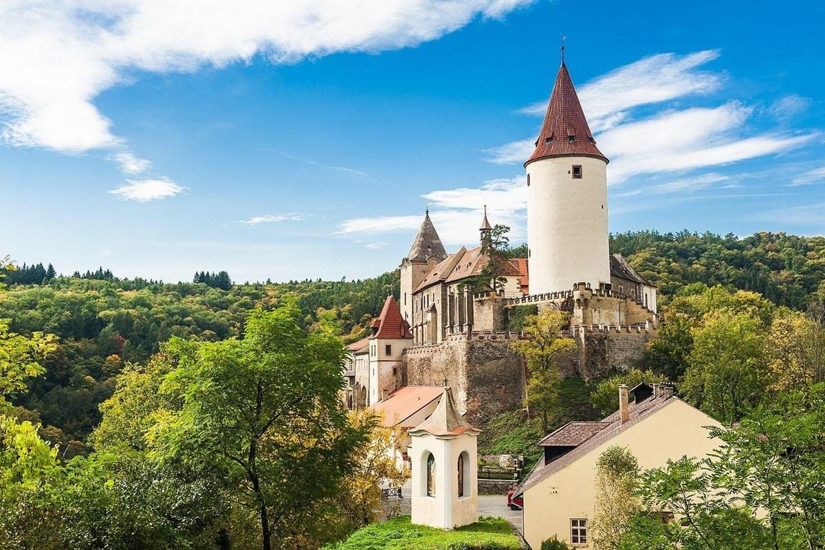 Замок Крживоклат, Чехия