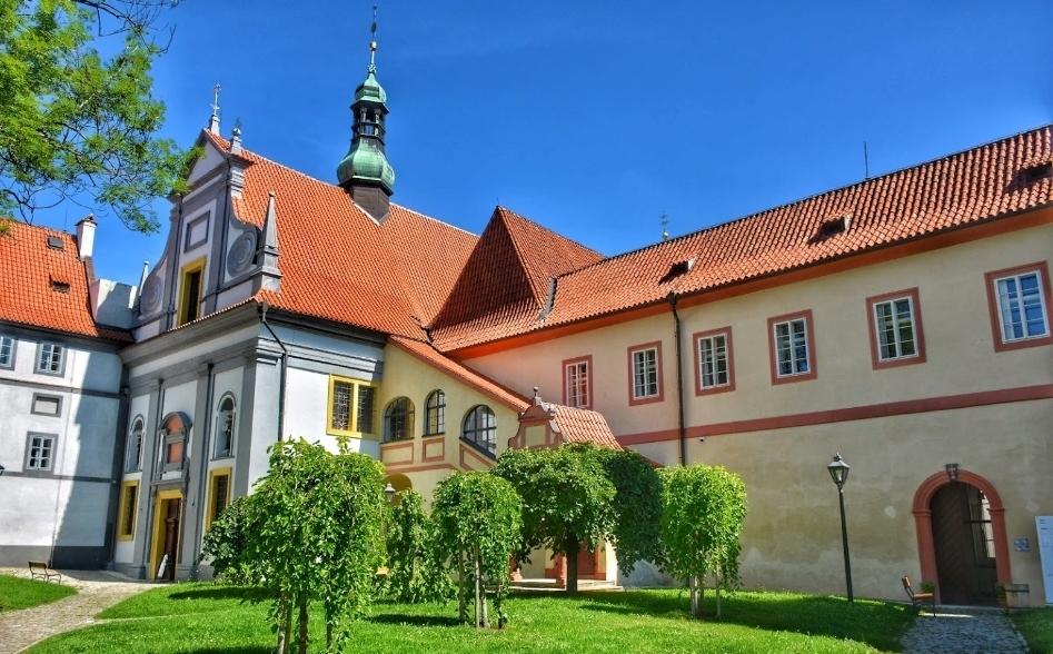Миноритский монастырь, Чешский Крумлов