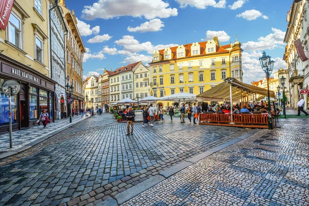 Ратушная площадь, Старый город, Прага