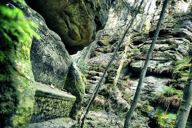 Ущелье Каменице