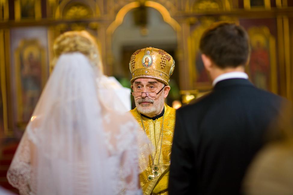 Православные венчания в Праге, собор Кирилла и Мефодия